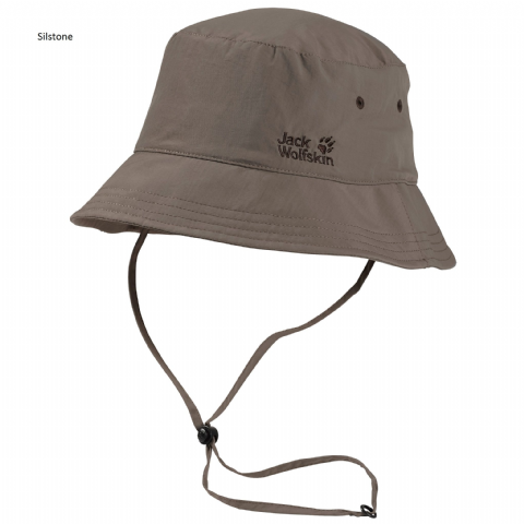 Jack Wolfskin Unisex Supplex Sun Hat / Sun Hat with Drawstring